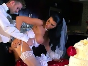 It is the wedding day when Danny D is pounding future wife of one of his...