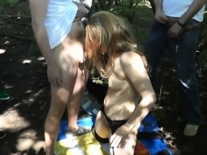 Rest Area Gangbang With Hot Wife Nikki