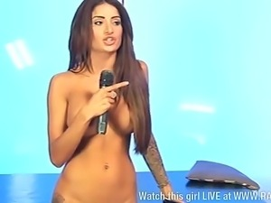 Very hot Preeti Young totally naked