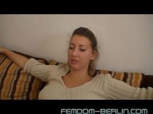 berlin femdom piss free