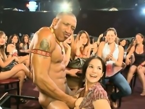 Lusty blowjobs for strippers