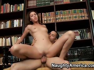 Cris Commando touches the hottest parts of delicious Esmi Lees body before he...