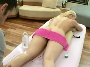 Coarse doggy style pummeling