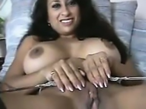Indian Masturbates And Gives A Footjob