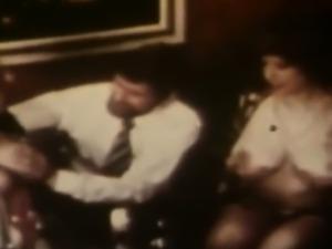 perfect threesome retro intercourse