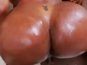 Big tits exotic shemale Daphynne Duarth wanks her beefy dick