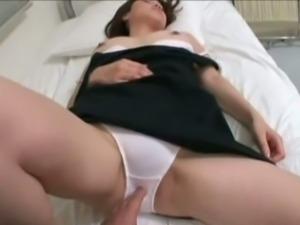 Amateur Japanese girl hot quickie voyeur sex