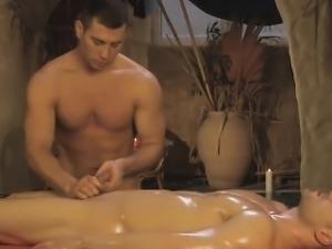 Gentle Genital Massage In HD