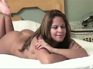 Jennifer gets her first taste of tranny cock in this hot
