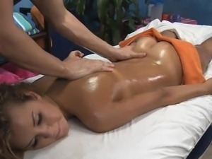 Boy is fingering vagina