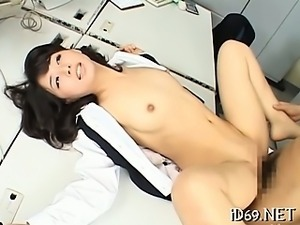 Wonderful Asian group sex