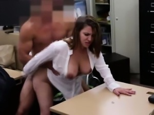 Classy real chicks pawnshop deal to fuck