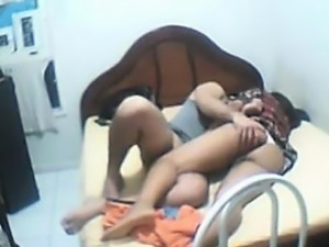 Indian Couple Having Sex