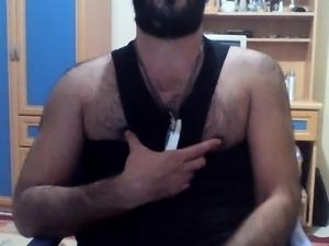Home made. Turkish men masturbating