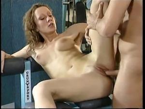 Young luscious german girl