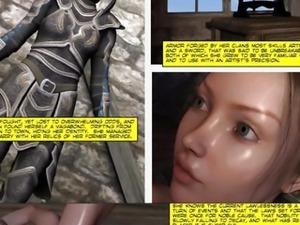 Blade Maidens. Episode 6