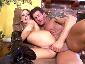 Explicit xxx mov featuring Dirty Holly Wellin brought by giant boobs HDV