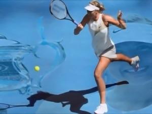 Maria Sharapova that hot slut