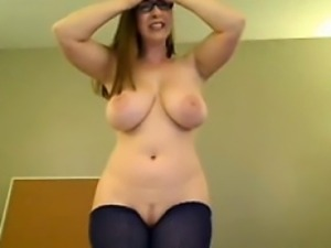 Curvy PAWG Baiting ( only Stockings) free webcams