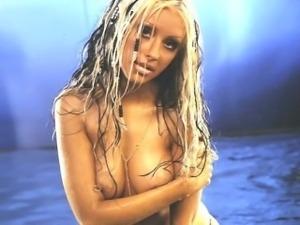 Christina Aguilera NUDE Compilation