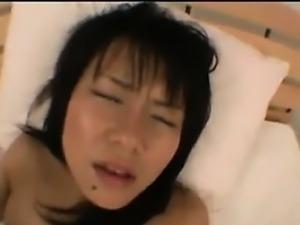Hairy Japanese Slut Banged
