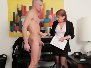 Sexy clothed femdom babes humiliate
