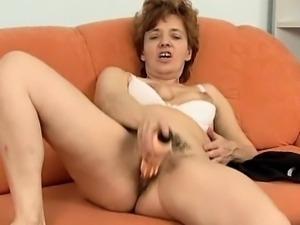 Nasty mature whore goes crazy part2