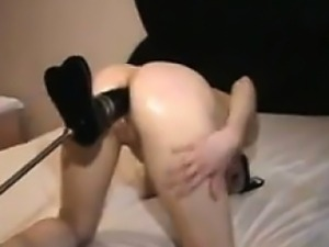 Sister In Law Fucked By A Machine