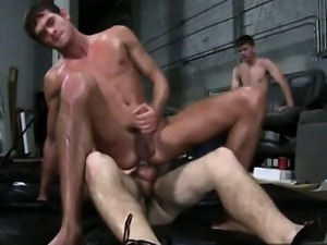 Amazing gay scene This weeks submission comes from the men a