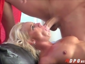 Fit babe Caliis getting free hot sex at home with bfs c