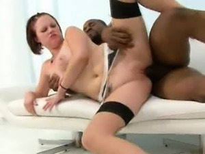Wifey Enjoys That Black Cock Pummeling