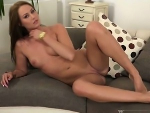 Sexy gf anal destruction