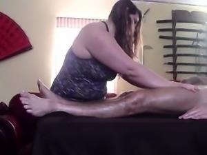 Black amateur girl totally milking his dick