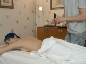 Massage receives replaced with sex