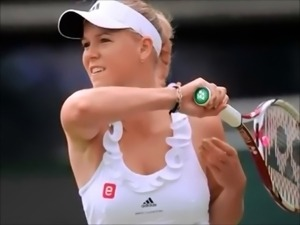 Caroline Wozniacki is hot