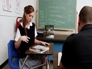 Maddy O fucks teacher free