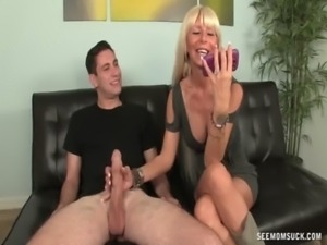 Hot And Horny Milf Sucking free