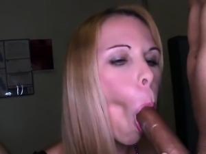 Secretaries Suck Strippers Mean Cock At Office
