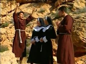 Nuns Fucking All Around....Cute Sexy Nuns Needs More Dicks To Fuck Them free