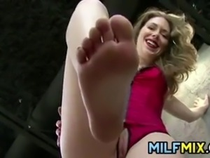 My Naughty Wifes Sexy Feet