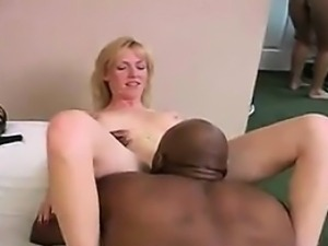 Housewives In An Interracial Foursome