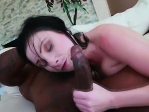 Sweet hot babe Veruca James feeling horny