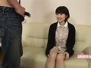 Adorable Hot Asian Girl Banging