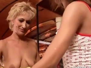 Grannies and Teens Sex Compilation