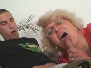 Angry mother in law forced him
