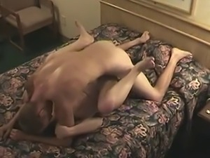 Home Made Amateur Couple in Hotel Room