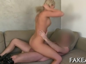 Exquisite pussy licking for babe