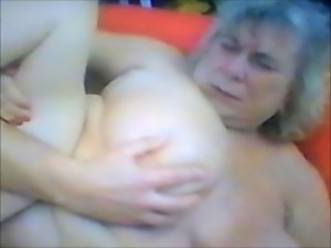 punk hired to fuck granny