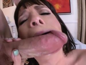 Sexy hottie Dana De Armond having a huge cock