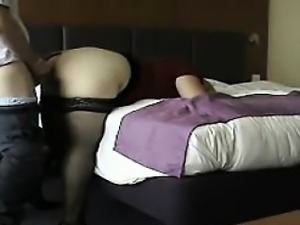 Cheating Wife Filmed Getting Fucked Hard